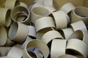 EM2 cardboard rings