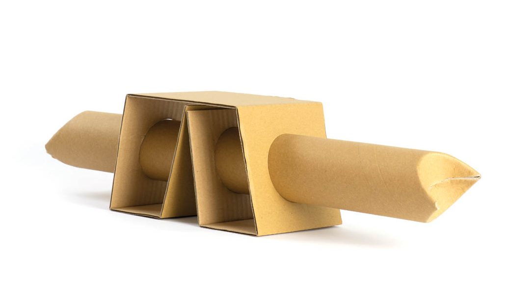 Post M shipping tube